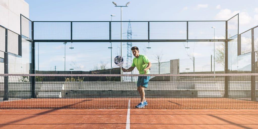 padel tennis court manufacturer